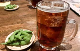 朝霞「串備長 千年や」黒生ホッピーオンリーのガード下レトロな居酒屋
