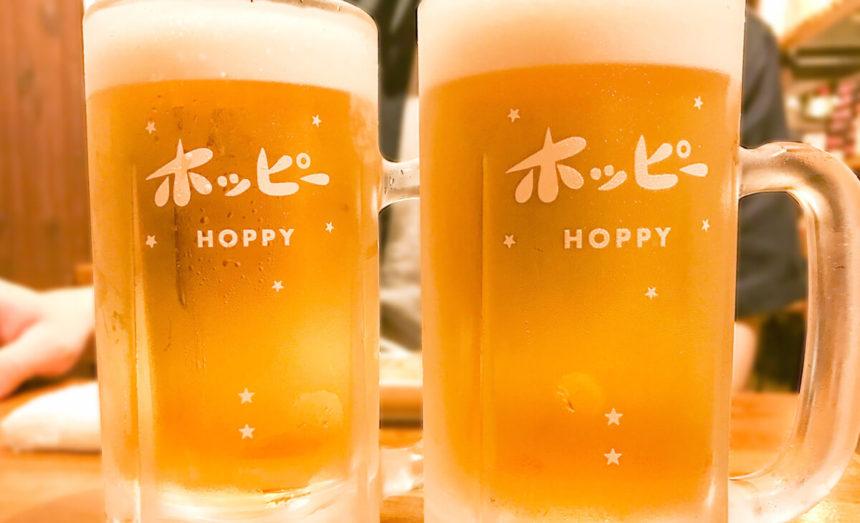 新宿「てら川」生ホッピーのナカは焼酎だけじゃない!ジン・ウィスキー・梅酒で飲み放題